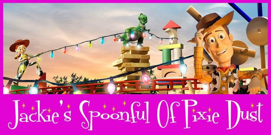 Toy Story Land excited edited