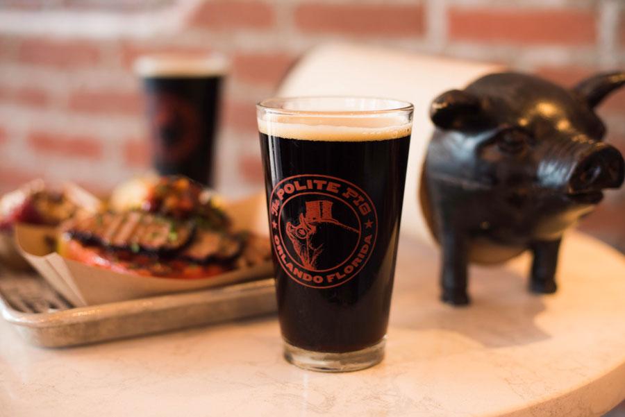 Brews/BBQ Polite Pig