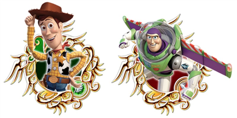 Buzz Wood KH Medals