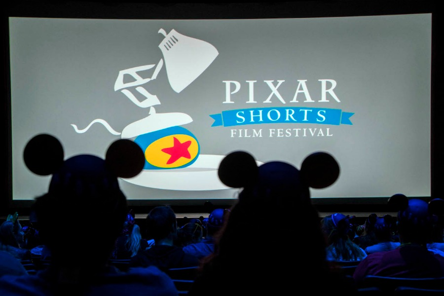 Pixar Shorts Film Festival DCA
