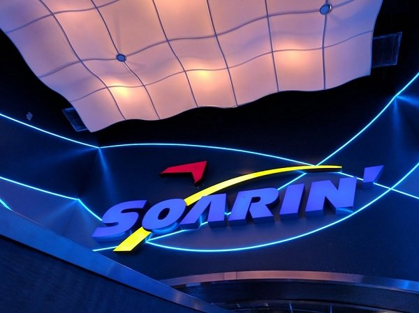 soarin