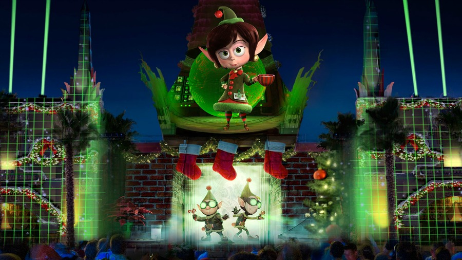 2018 Jingle Bell Jingle BAM Dessert Party