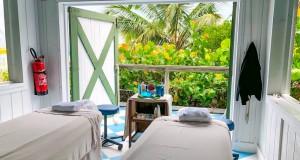 Castaway Cay Cabana Couples Massage