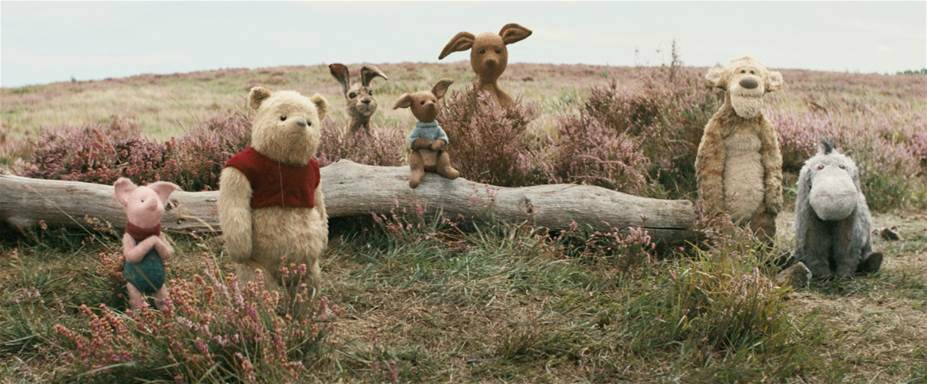 Christopher Robin Feature