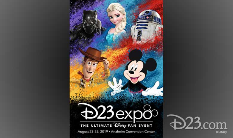 D23 Releases Ticket Prices And More Details For D23 Expo 2019