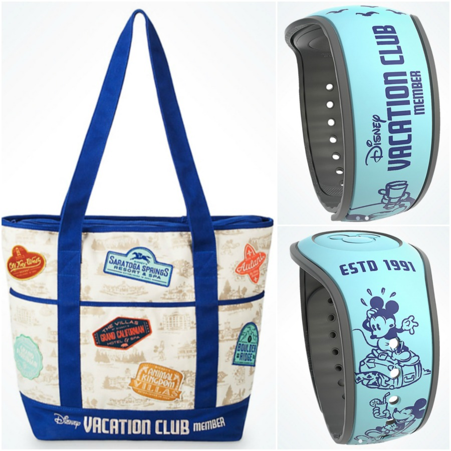 DVC Member Merch Collage