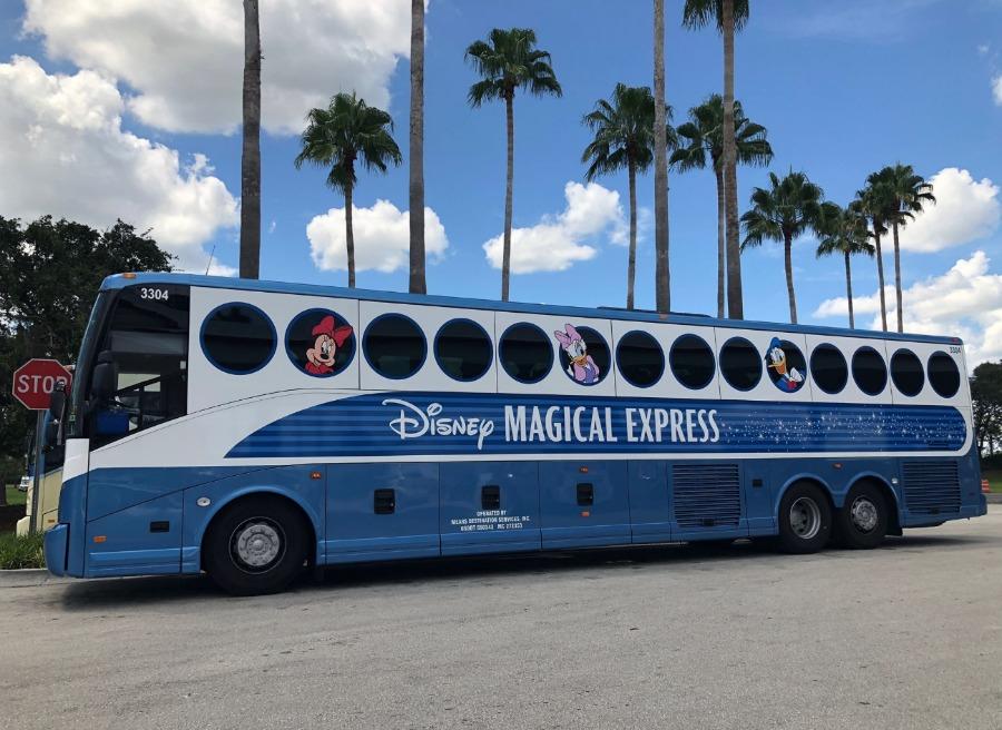 Disney S Magical Express Information Walt Disney World
