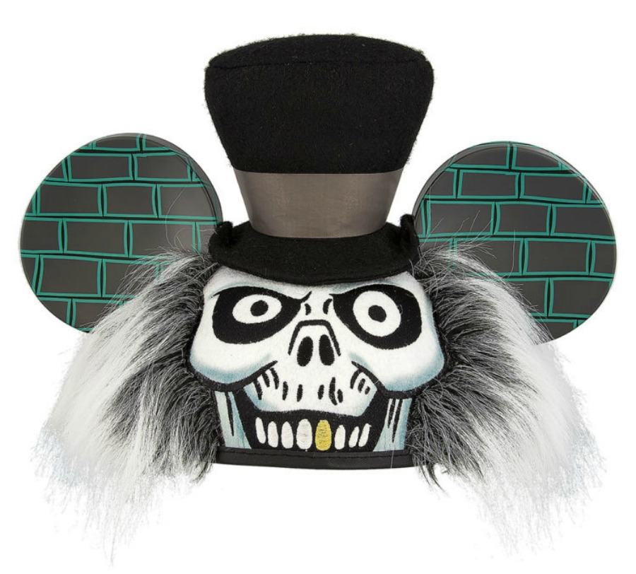Haunted Mansion Hatbox Ghost Ears