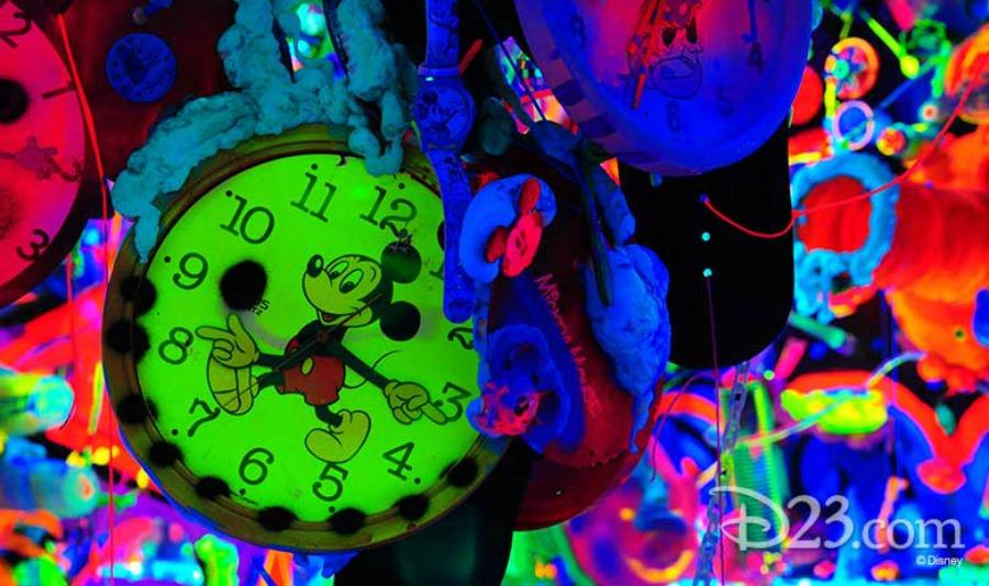 Mickey90ExhibitionWatch