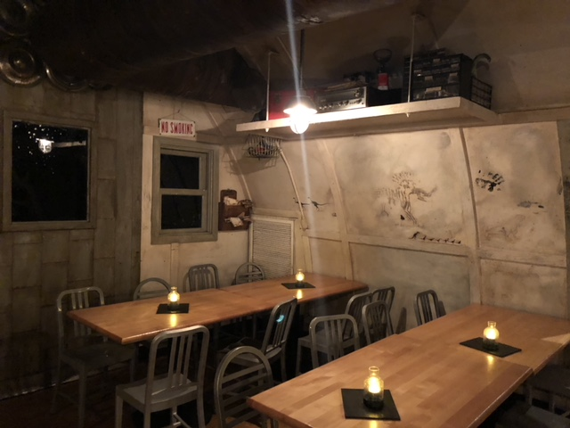 Restaurantosaurus Lounge Inside1