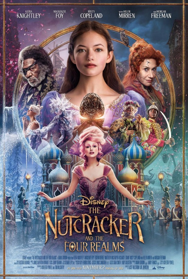 The Nutcracker New Movie Poster