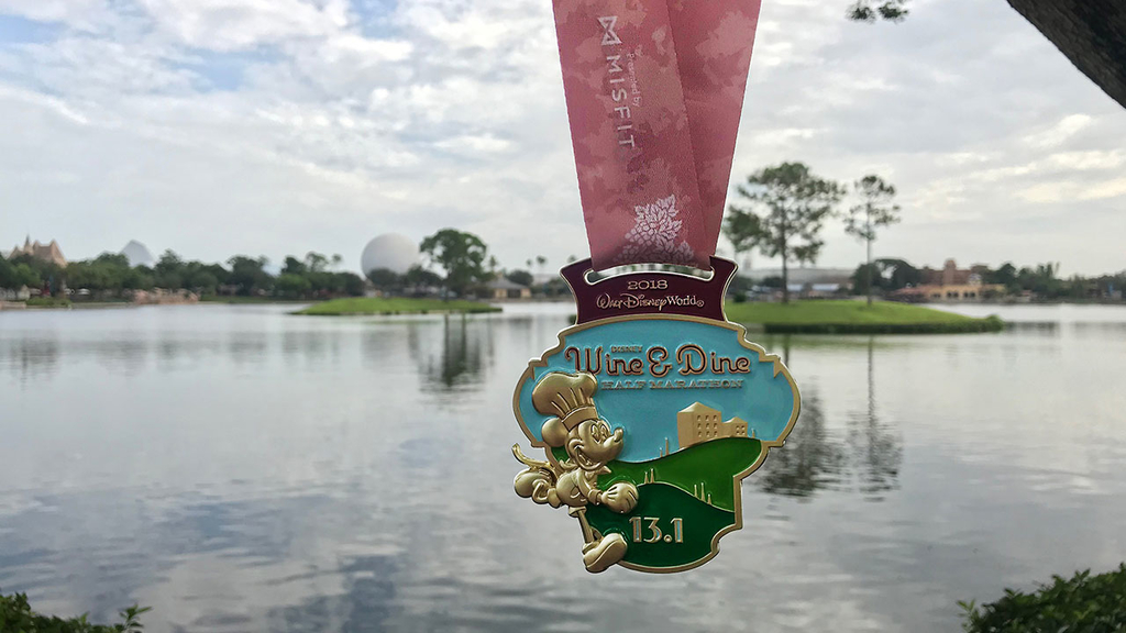 runDisney Marathon Weekend Medals