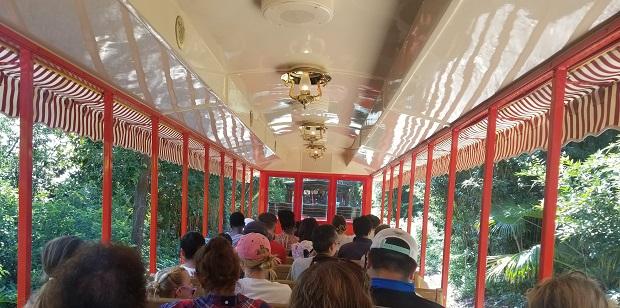 disney train memory