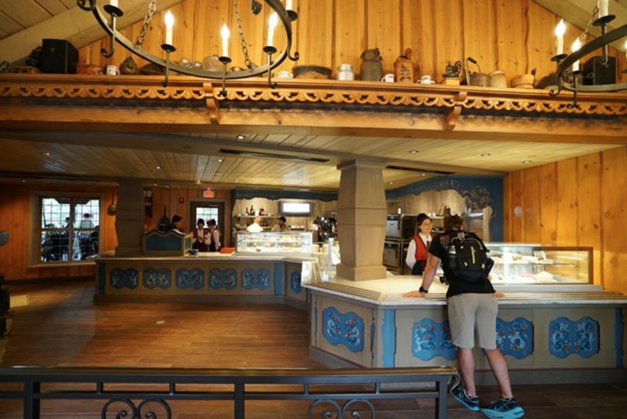 Kringla Bakeri Og Kafe Menu Epcot World Showcase