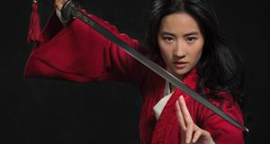 Disney Releases First Look at Liu Yifei as Mulan