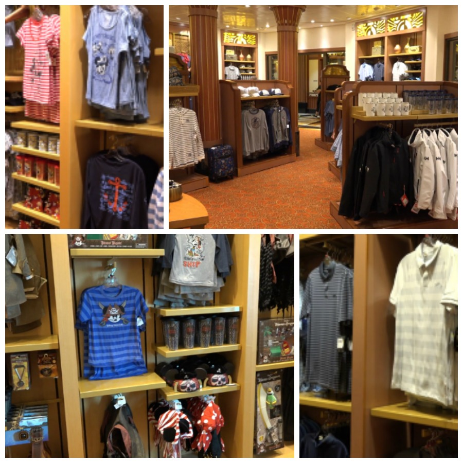 Disney Cruise Line Shopping