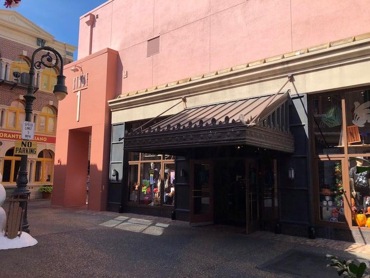 Disney Hollywood Studios Shopping