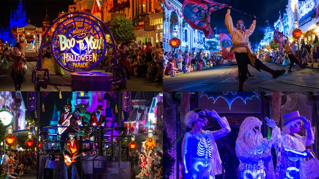 Mickey's Boo-To-You Halloween Parade