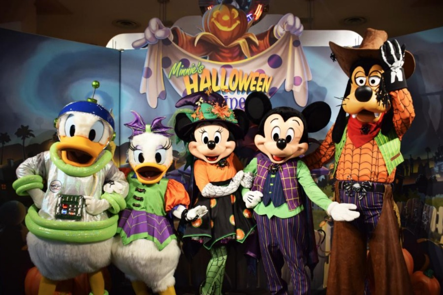 Donald At Disneyland Halloween 2020 Halloween Events at Walt Disney World