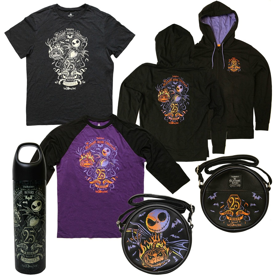 V I Passholder Pop Up Halloween Merchandise Event Sept 28