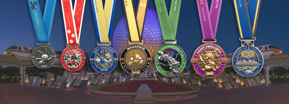 Rundisney Reveals The 2019 Walt Disney World Marathon