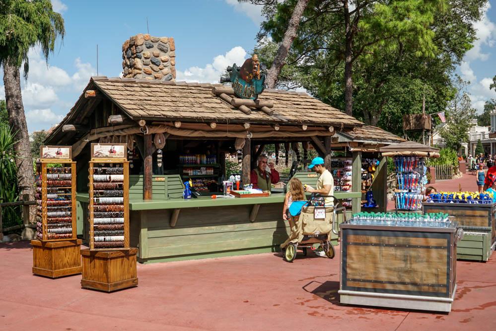 Frontierland Shopping And Restaurants Magic Kingdom Walt Disney World - Big al's toy box car show 2018
