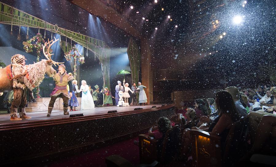 Disney Cruise Line Previews The Disney Wonder S Upcoming