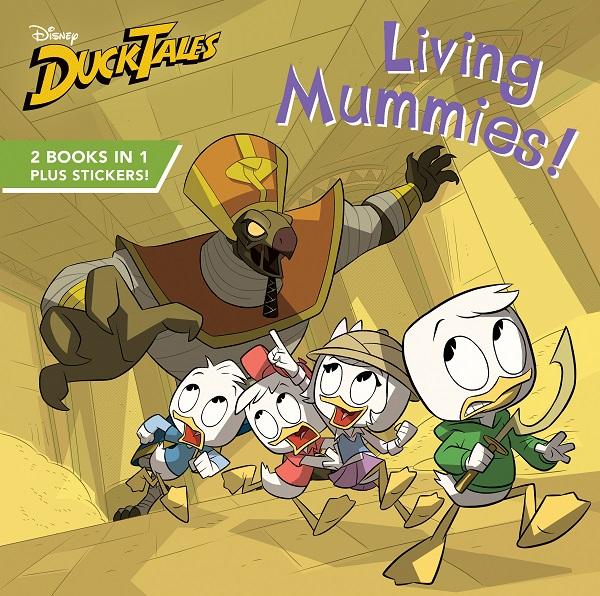Ducktales - Living Mummies - Tunnel of Terror