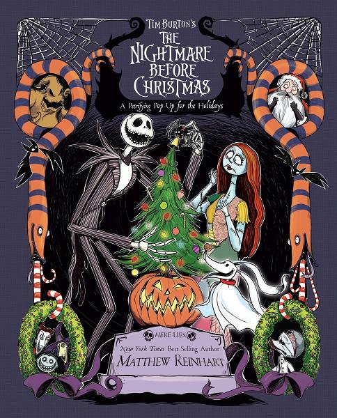 Nightmare Before Christmas Pop-Up