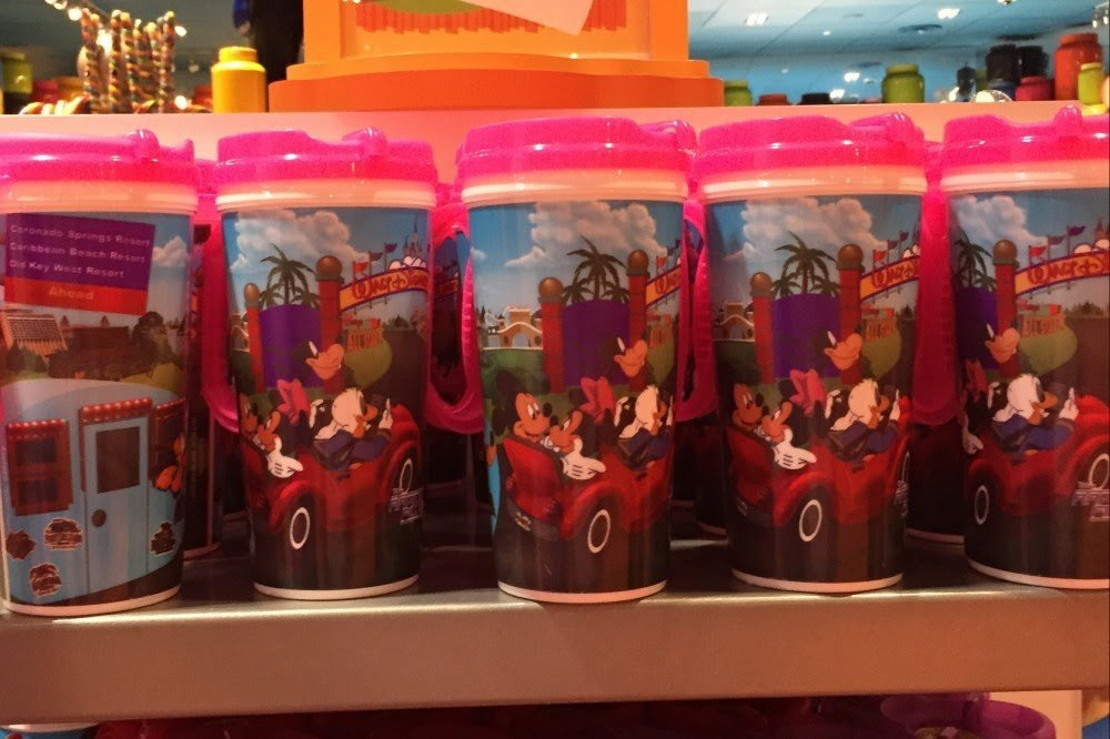Resort Refillable Mugs