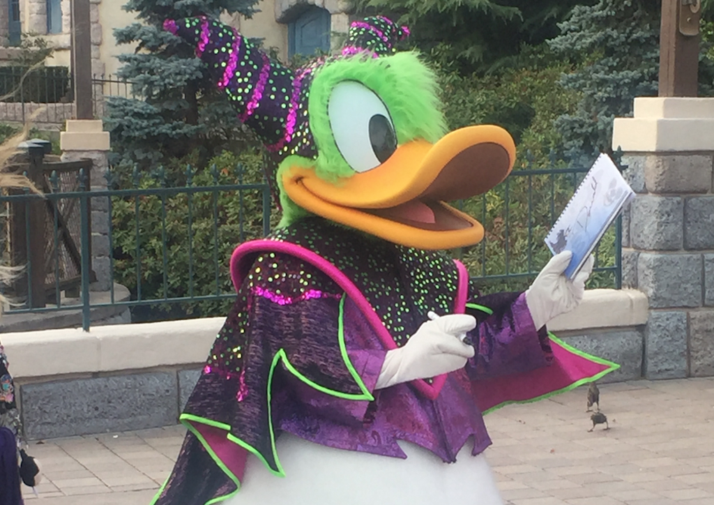 Maleficent Donald