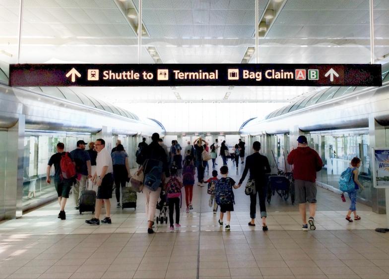 Shuttle Signage Blog