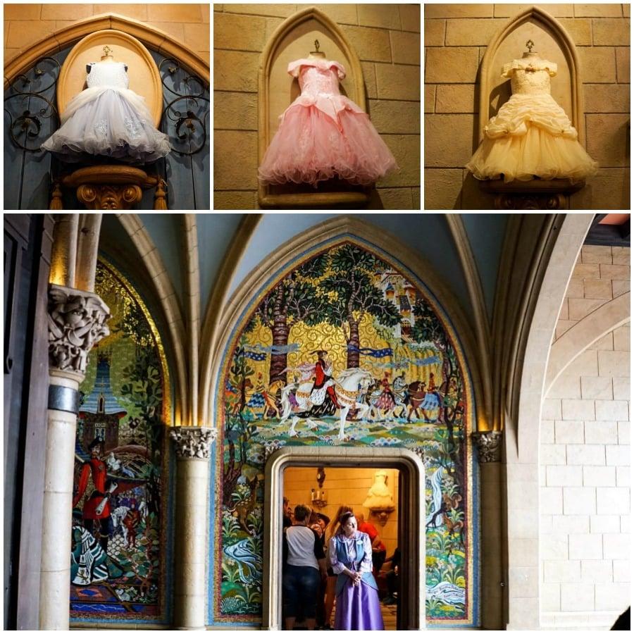 Bibbidi Bobbidi Boutique Cinderella Castle
