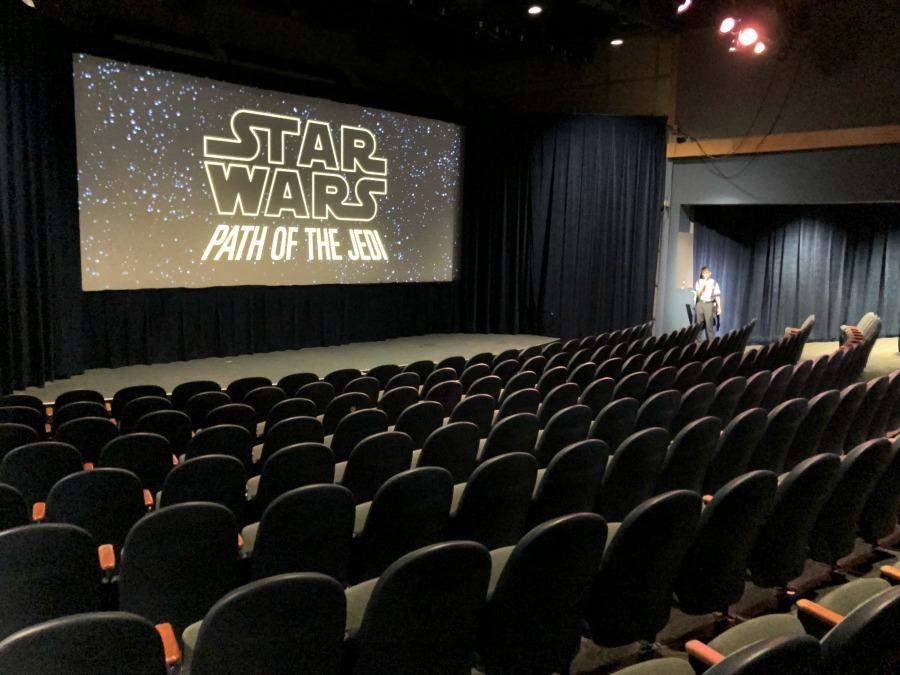 Star Wars -Path of the Jedi at Walt Disney World