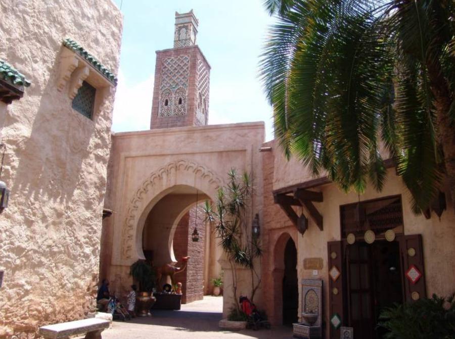 Morocco Epcot World Showcase