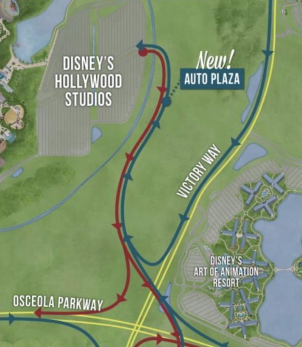 hollywood-studios-new-auto-plaza-map