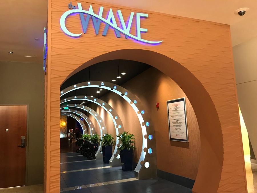 The Wave Menu - Contemporary