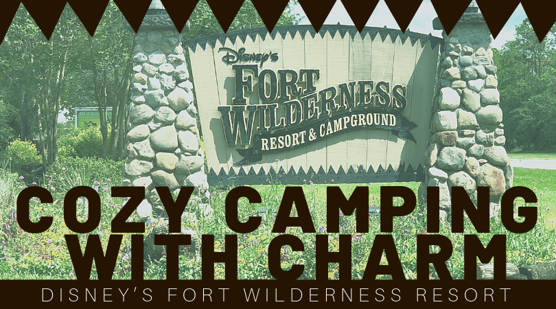 Cozy Camping at Fort Wilderness
