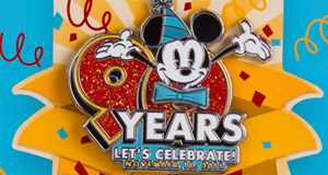 WDW Passholders to Get Early Access to Mickey's 90th Celebration Merchandise