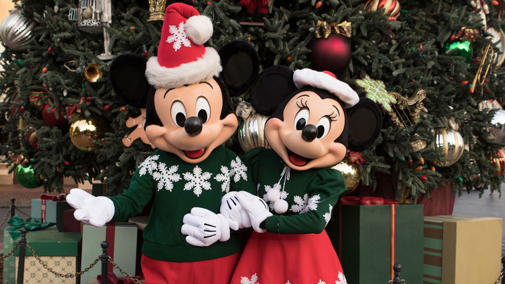Christmas Special.Disney Announces Abc Disney Channel 2018 Holiday Special