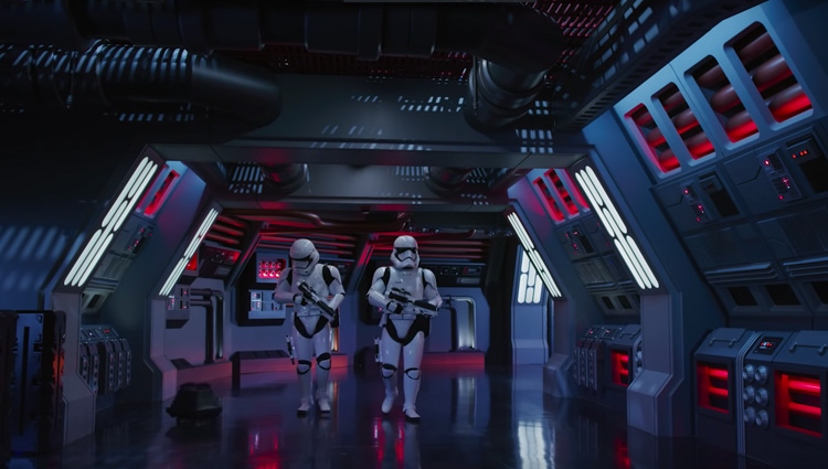 New Star Wars: Galaxy's Edge Information Announced