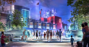 Vague Details Released on Super Hero Experiences Coming to California Adventure
