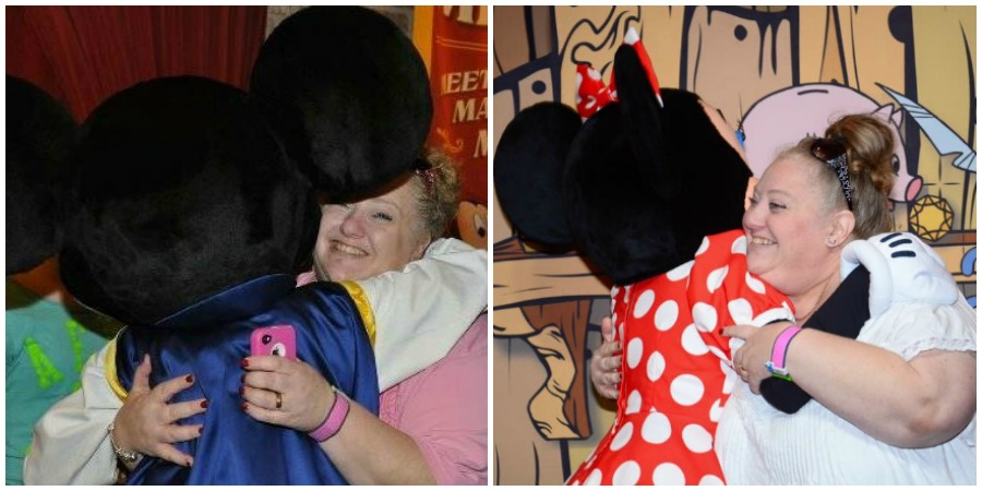 jackie-hugging-mickey-minnie-collage