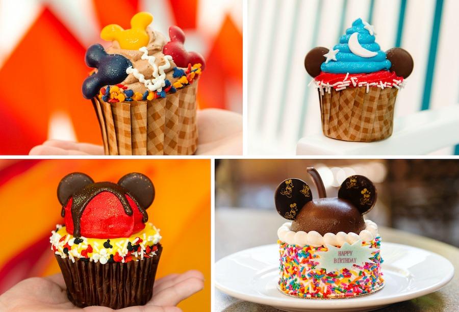 mickey90-cupcakes-bday-cake