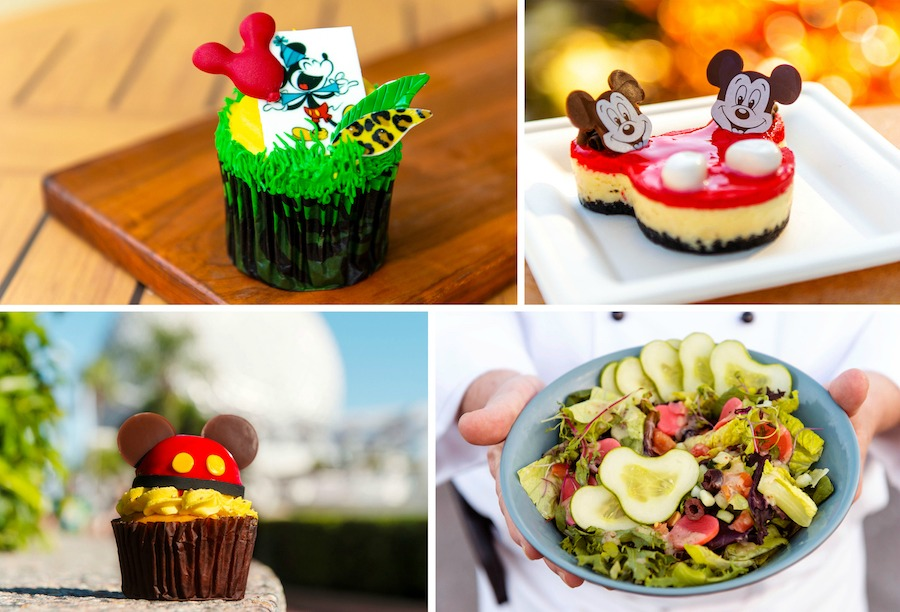 mickey90-salad-cupcakes-cheesecake