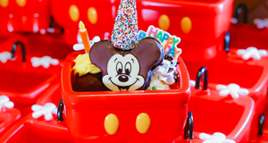 Foodie Guide to Mickey Mouse's 90th Birthday Celebration at Disney Parks