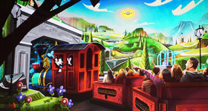 Opening Timeframe for Mickey & Minnie's Runaway Railway at Disney's Hollywood Studios Announced