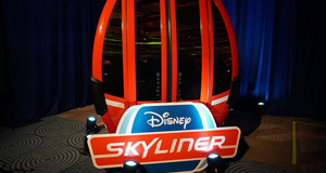 Destination D Guests Get a Closer Look at the Disney SkyLiner