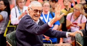 Legendary Comic-Book Writer, Publisher, and Producer Stan Lee Has Sadly Passed Away