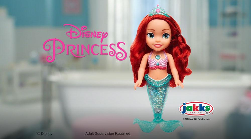 Ariel-Doll